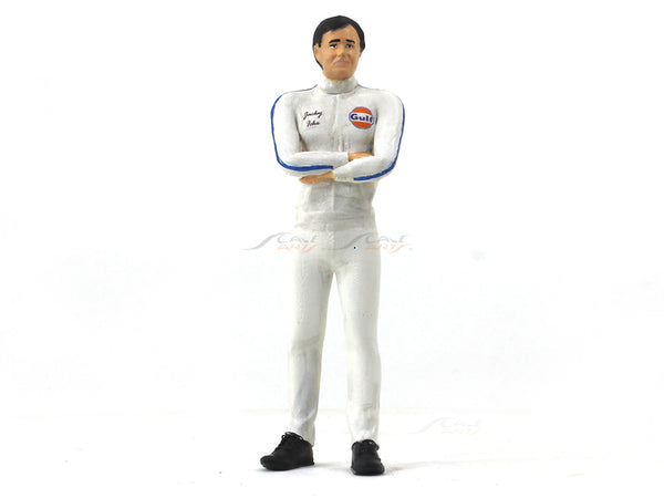 Jacky Ickx 1:18 Scale Arts In scale model figure / accessories