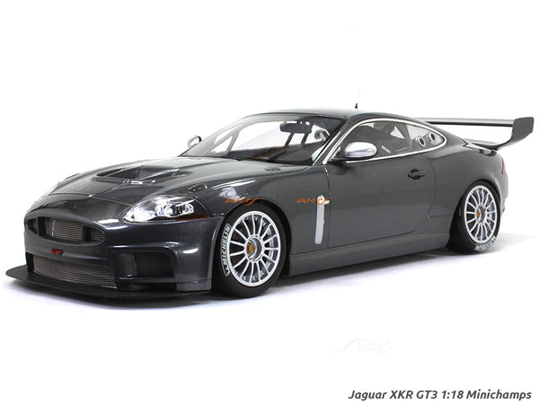 Jaguar XKR GT3 1:18 Minichamps diecast scale model car