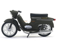 Jawa 50 type 20 Green 1:18 Abrex diecast Scale Model Bike