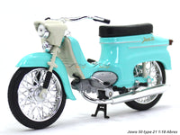 Jawa 50 type 21 1:18 Abrex diecast Scale Model Bike