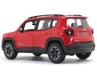 Jeep Renegade 1:24 Maisto diecast Scale Model car