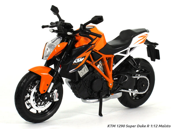 KTM 1290 Super Duke R 1:12 Maisto diecast Scale Model bike