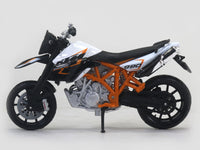 KTM 990 Supermoto R  1:18 Bburago diecast scale model bike