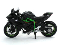 Kawasaki Ninja H2r blister pack 1:18 Maisto diecast scale model bike