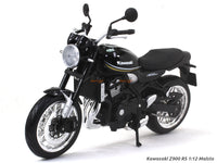 Kawasaki Z900 RS black 1:12 Maisto diecast Scale Model bike