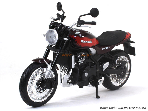 Kawasaki Z900 RS 1:12 Maisto diecast Scale Model bike