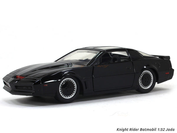 Knight Rider Batmobil 1:32 Jada diecast Scale Model Car
