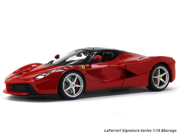 LaFerrari Signature Series 1:18 Bburago diecast Scale Model car