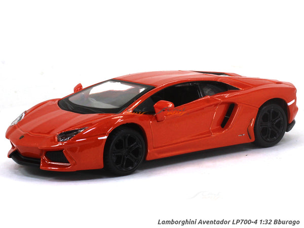 Lamborghini Aventador LP700-4 1:32 Bburago diecast Scale Model Car