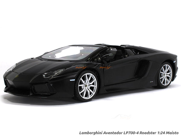 Lamborghini Aventador LP 700-4 Roadstar 1:24 Maisto diecast Scale Model car
