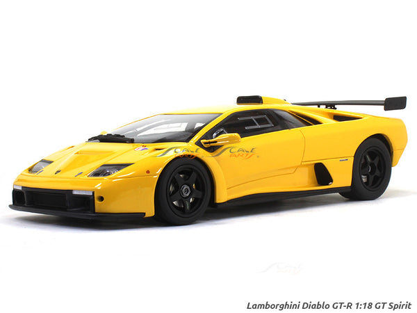 Lamborghini Diablo GT-R 1:18 GT Spirit scale model car