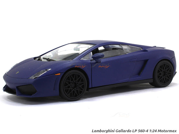 Lamborghini Gallardo LP 560-4 1:24 Motormax diecast scale model car