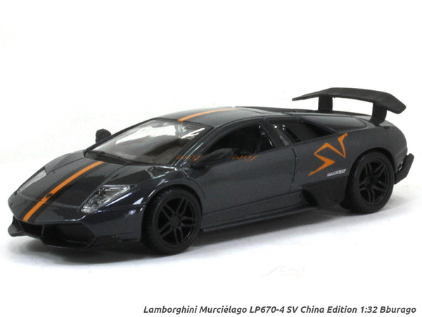 Lamborghini Murcielago LP670-4 SV China Edition 1:32 Bburago diecast Scale Model Car