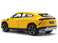 Lamborghini Urus yellow 1:24 Maisto diecast Scale Model car