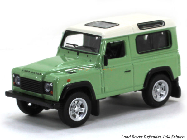 Land Rover Defender 1:64 Schuco diecast Scale Model car