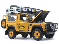 Land Rover Defender 90 Camel Trophy Edition 1:18 Almost Real diecast Scale Model Car