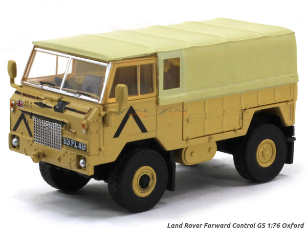 Land Rover Forward Control GS 1:76 Oxford diecast Scale Model Car
