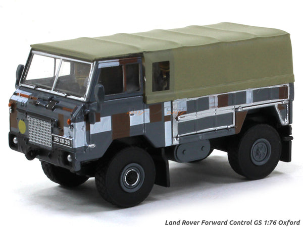 Land Rover Forward Control GS Berlin 1:76 Oxford diecast Scale Model Car