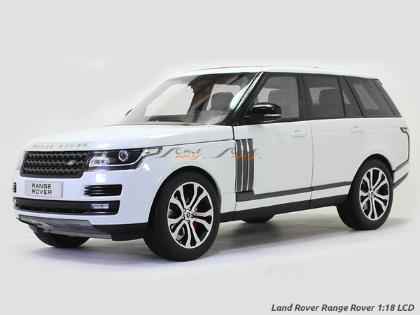 Land Rover Range Rover 1:18 LCD diecast Scale Model Car