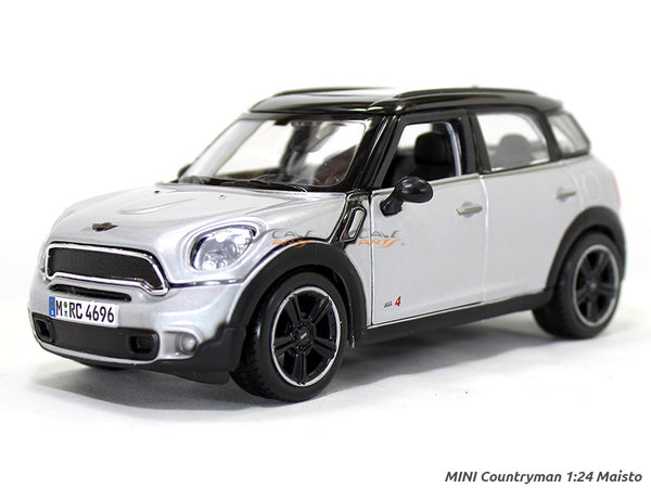 MINI Countryman 1:24 Maisto diecast Scale Model car