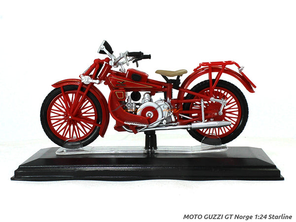 Moto Guzzi GT Norge 1:24 Starline diecast Scale Model Bike