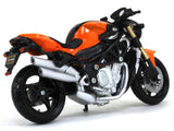 MV Agusta Brutale S 1:18 Bburago diecast scale model bike