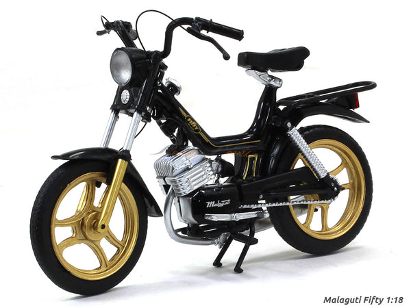 Malaguti Fifty 1:18 Leo Models diecast scale model bike
