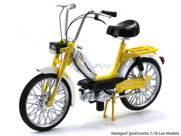 Malaguti Quattrotto 1:18 Leo Models diecast scale model bike