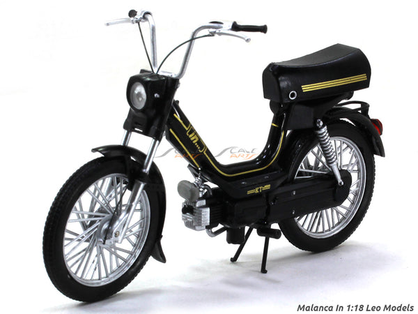 Malanca In 1:18 Leo Models diecast scale model bike