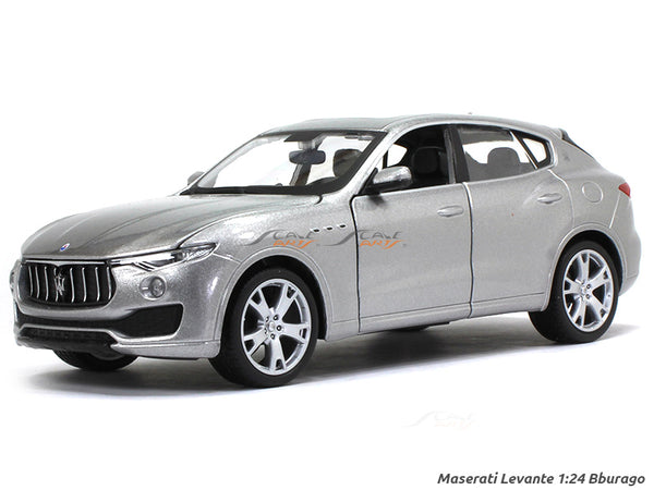 Maserati Levante 1:24 Bburago diecast Scale Model car