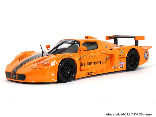 Maserati MC 12 1:24 Bburago diecast Scale Model car