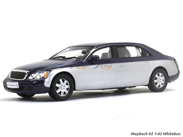 Maybach 62 1:43 Whitebox diecast Scale Model Car
