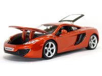 McLaren MP4-12C 1:24 Bburago diecast Scale Model car