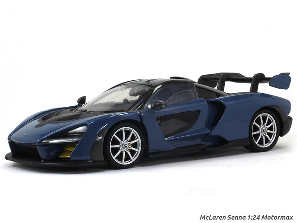 McLaren Senna 1:24 Motormax diecast scale model car