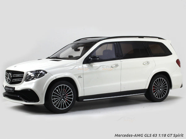 Mercedes-AMG GLS 63 1:18 GT Spirit scale model car
