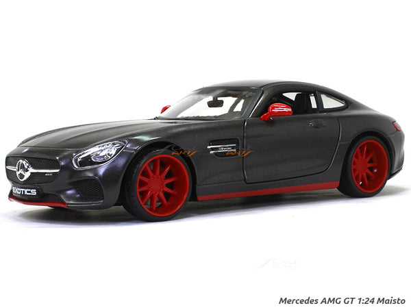 Mercedes AMG GT 1:24 Maisto Exotics diecast Scale Model car