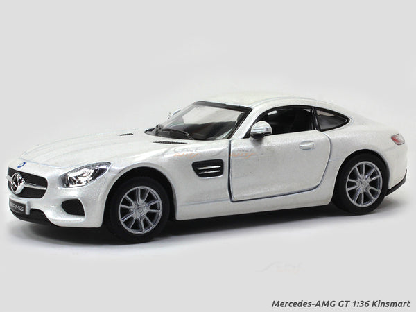 Mercedes-AMG GT 1:36 Kinsmart diecast Scale Model Car
