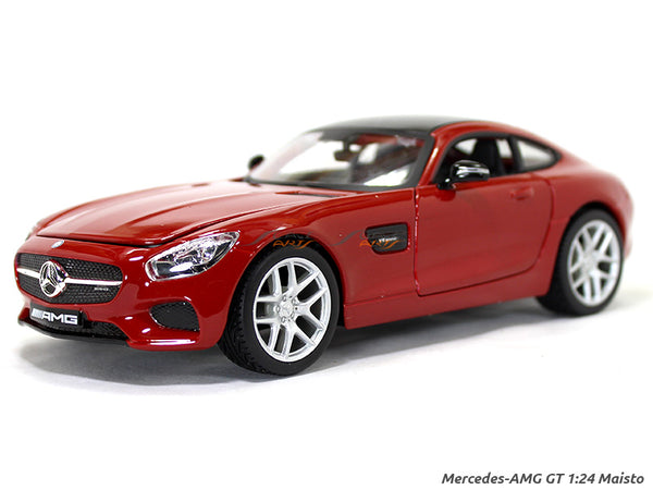 Mercedes-Benz AMG GT 1:24 Maisto diecast Scale Model car