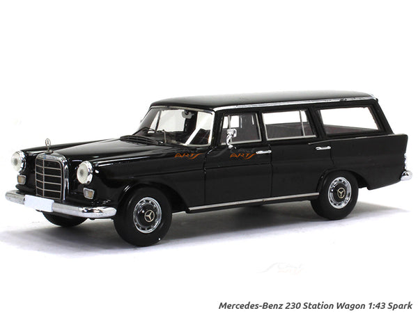 Mercedes-Benz 230 Station Wagon 1:43 Spark diecast Scale Model Car