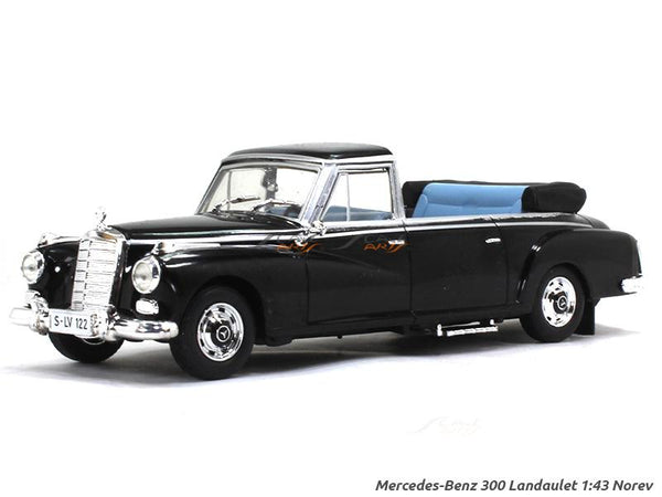 Mercedes-Benz 300 Landaulet 1:43 Norev diecast Scale Model Car