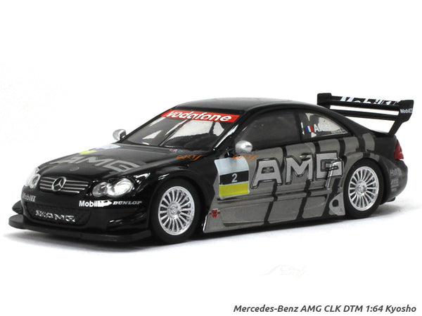Mercedes-Benz AMG CLK DTM AMG 1:64 Kyosho diecast Scale Model car