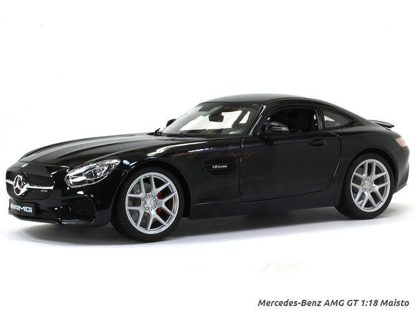Mercedes-Benz AMG GT 1:18 Maisto diecast Scale Model car