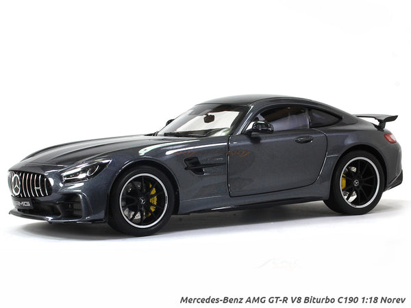 Mercedes-Benz AMG GT-R V8 Biturbo C190 1:18 Norev diecast scale model car