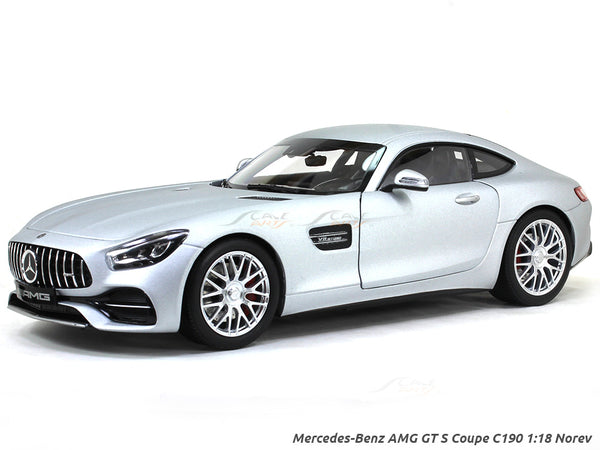 Mercedes-Benz AMG GT S Coupe C190 1:18 Norev Dealer Edition