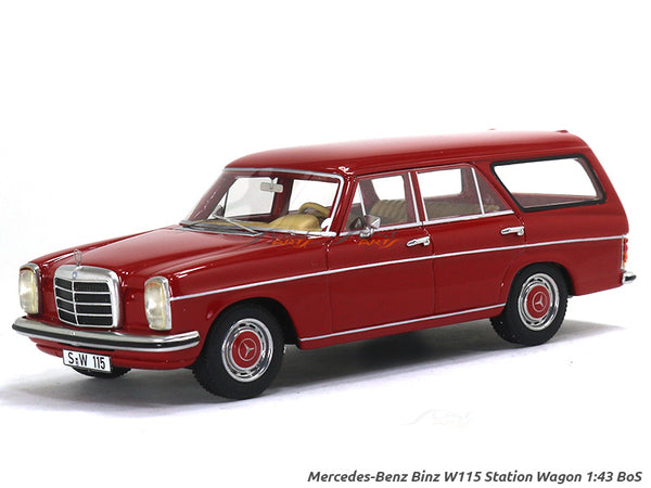 Mercedes-Benz Binz W115 Station Wagon 1:43 BoS diecast Scale Model Car