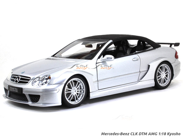 Mercedes-Benz CLK DTM AMG 1:18 Kyosho diecast Scale Model Car