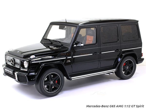 Mercedes-Benz G65 AMG 1:12 GT Spirit scale model car