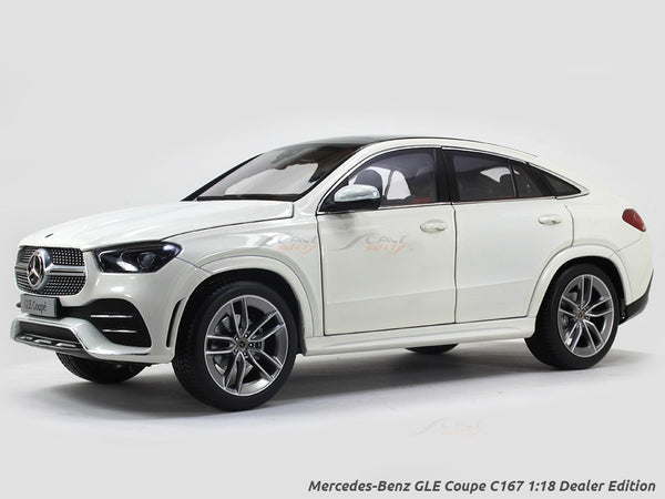 Mercedes-Benz GLE Coupe C167 1:18 Dealer Edition diecast scale model