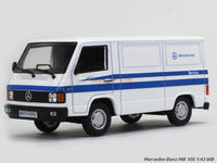 Mercedes-Benz MB100 1:43 Whitebox diecast Scale Model Car