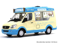 Mercedes-Benz Sprinter 1:43 Oxford diecast Scale Model Car